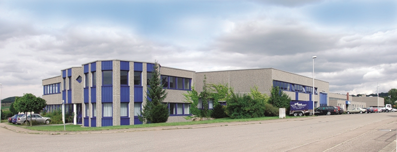 Company building Graf + Klett GmbH, Münsingen - Deep-hole drilling and machinery construction